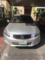 2008 sharp Honda Accord register