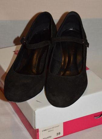 b1ec068d5a607e Туфлі ''NIVELLE'', 39-39.5 розмір, ідеальний стан, замша: 800 грн. - Жіноче  взуття Хмельницький на Olx