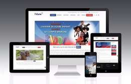Pro eCommerce web design & development, E-commerce store developing