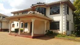 Stand alone double story house for sale in Runda