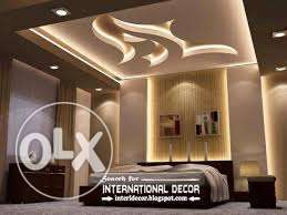 gypsum ceiling decor