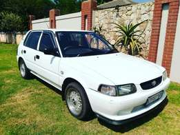Call Haroon on 2004 Toyota Tazz 130