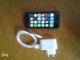 iPhone 5c with charger for sale R2500