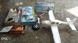 Helis and planes for sale