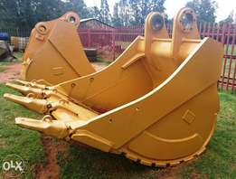 CAT 345/349 Buckets for Sale