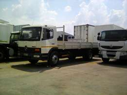 Mercedes Benz Dropside for grabs