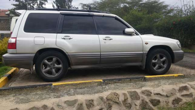 Subaru Forester Sf5 .Offer. Highridge - image 1