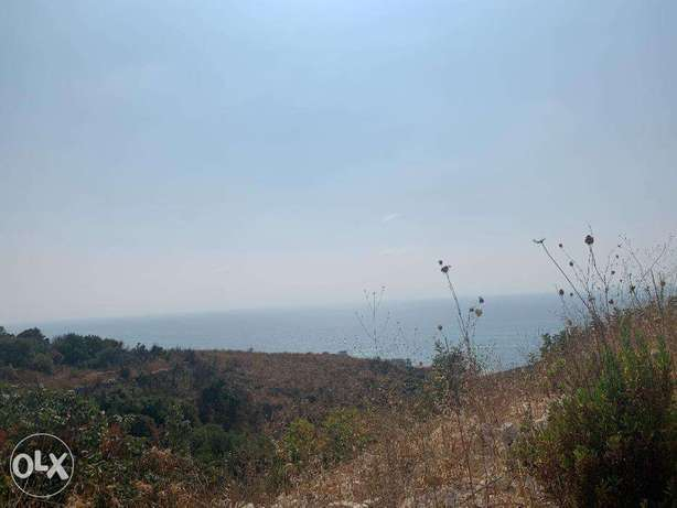 Plot with Seaview in Chikhane