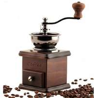 Manual Operation home Coffee Bean Grinder mill at R200 each
