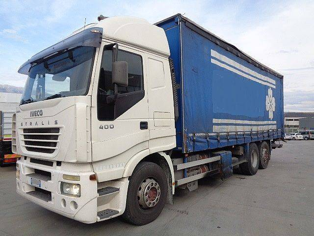 Iveco AS260S40 CENTINATO 8.10 +PEDANA - 2002