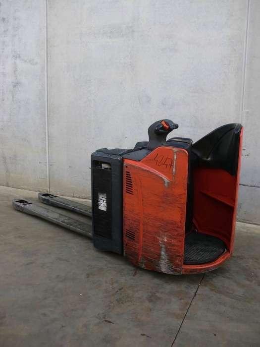 Linde T 20 Sp 1600x560mm - 2013