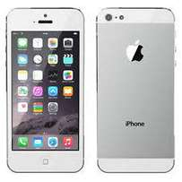 Brand new IPhone5 32gb silver color