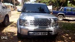 Landrover Discovery 4 GS