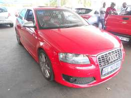 2009 Audi S3 Sport 2.0 For R 175000