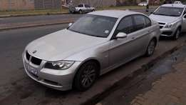 2007 BMW E90 320i in good condition for sale