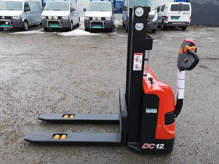 Heli Cdd12j M200 - 1,2 Tonns Ledestabler (på Lager) - 2019