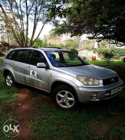 Quick sale for a toyota Rav4, on 'WHERE IS, AS IS' basis, Available fo Kilimani - image 1
