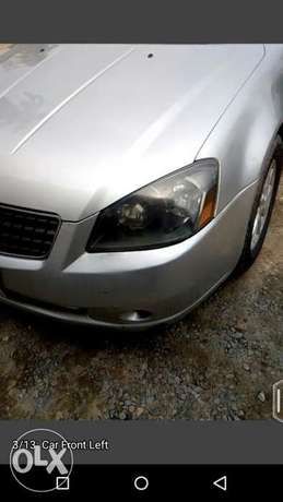 Sharp 4 plugs Nissan Altima 2005 model for sale Ikeja - image 5