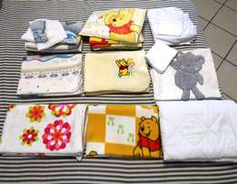 Pre-loved Baby Linen