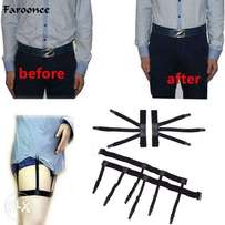 Mens Shirt Stays Garters Suspenders Holder
