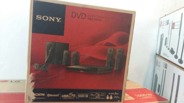 DVD home theater system Lanet - image 1