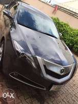 A few Weeks 2012 Acura ZDX for sale