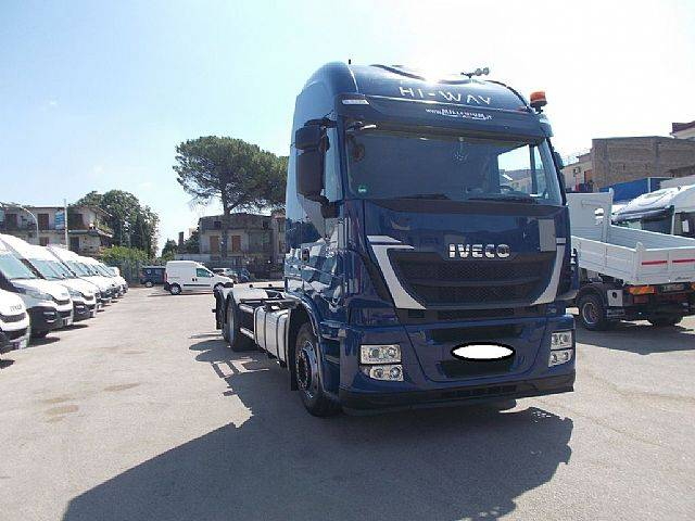 Iveco STRALIS 460 HI WAY EURO 6 INTERCAMBIABILE - 2014