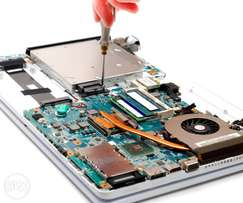 computer and ALL TYPES OF laptops repair