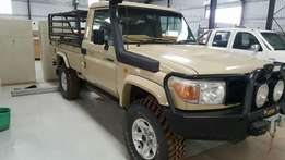 WANTED: Land Cruiser S/Cab