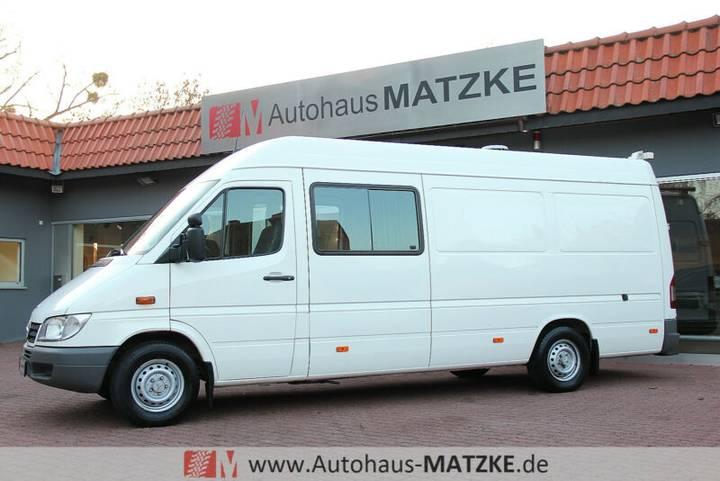 Mercedes-Benz Sprinter 311CDI Maxi Ausbau Klima Standheizung - 2005