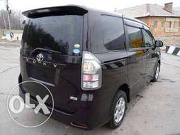 Toyota Voxy Noah for hire