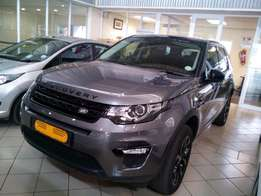 2016 Land Rover Discovery Sport HSE SD4 R 679 900