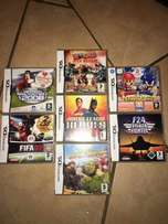 Nintendo DS Games R80 each