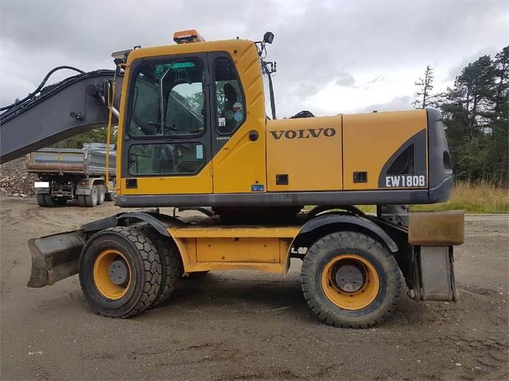 Volvo Ew 180 B - 2006