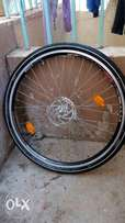 Bike wheel size 28