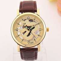 Get yours now this dazzling time piece