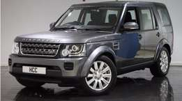 2014 Land Rover Discovery 4 GS 3.0Diesel*New shape*Rotary Gear*7 Seats