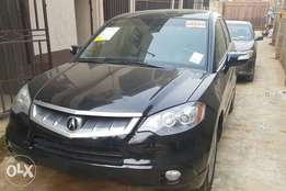 Tokunbo clean Acura just landed