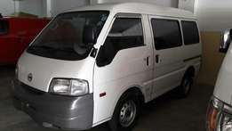 Nissan vannette brand new car