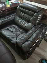 Executive Sofa leather chairs by 7sitters