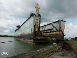 Floating Dry Dock For Sale