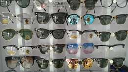 All brands of spectacles and sunglasses