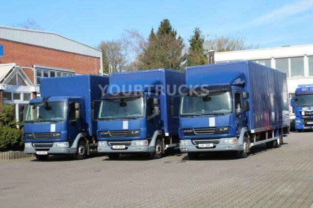 DAF Lf 45.180 Eev Koffer 7,6m / Nutzlast 5.720kg/lbw - 2011