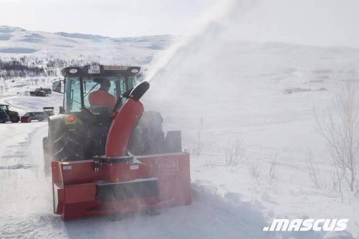 Tokvam 220 Ths Ny Snöfräs