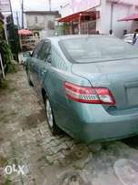 Toyota camry muscle 2011