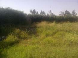 3/4 Acre for Lease Touching S-Bypass Ruai, Best for Car yard and Fun