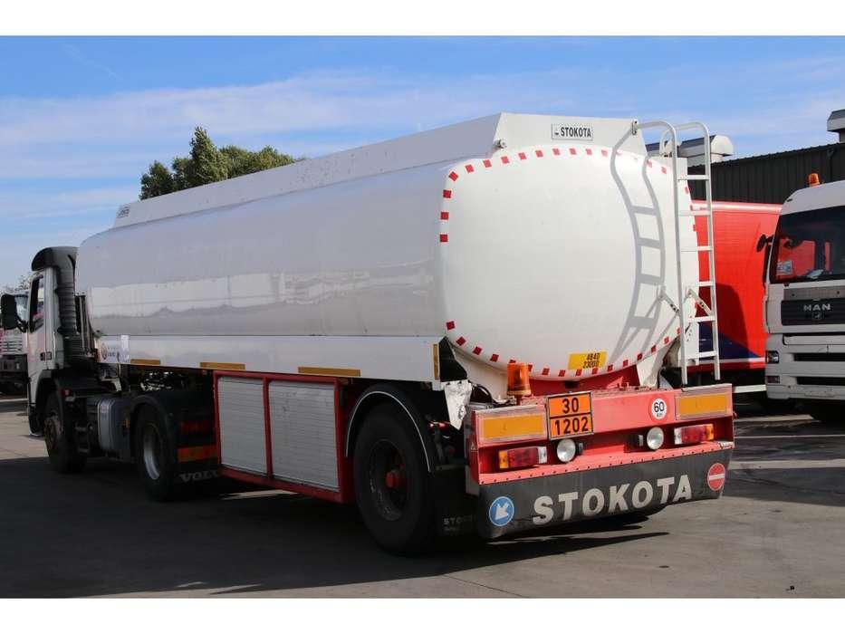 Stokota TANK 23.000 L FUEL/GASOIL (4 comp.) - 2002 - image 4