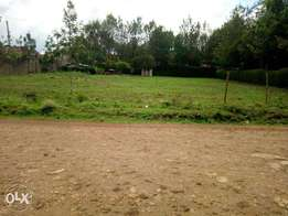 prime road side plots with title deed ready in kasarani