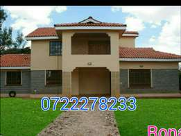 LUXURIOUS, 5 br house for sale with SQ in kahawa sukari