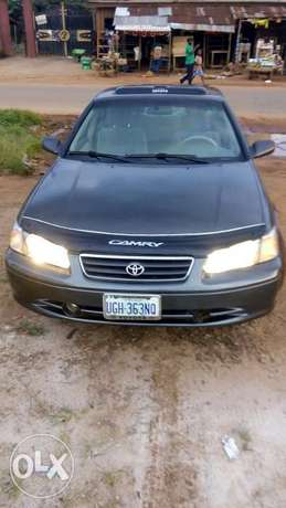 Superb and pimped clean Toyota camry for sale Ovia North East - image 1